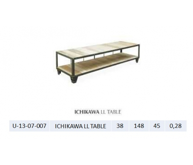 ICHIKA WALL TABLE