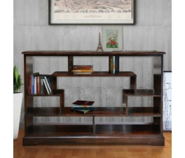 BOOK SHELVES IBERIA TEAK WOOD