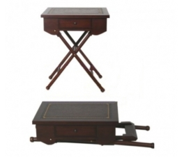 DECO FOLDING ACCENT TABLE