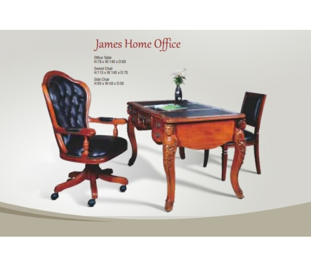 James Writing Table