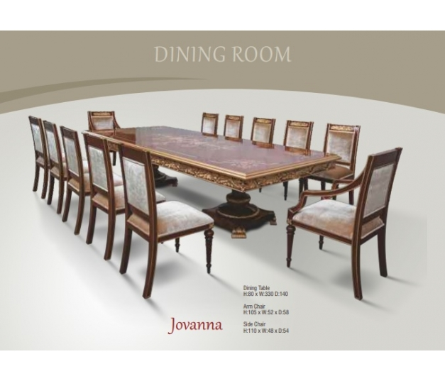 Jovanna Dining Table