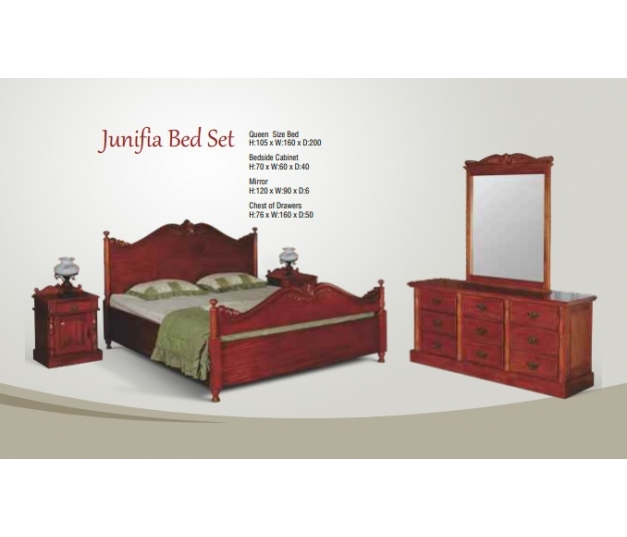 Junifia Wardrobe 2 Doors