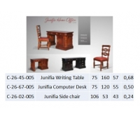 Junifia Writing Table