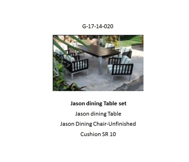 Cushion SR 10 (Jason Dining Chair)