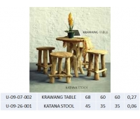 KRAWANG TABLE