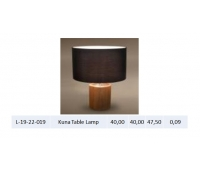 Kuna Table Lamp