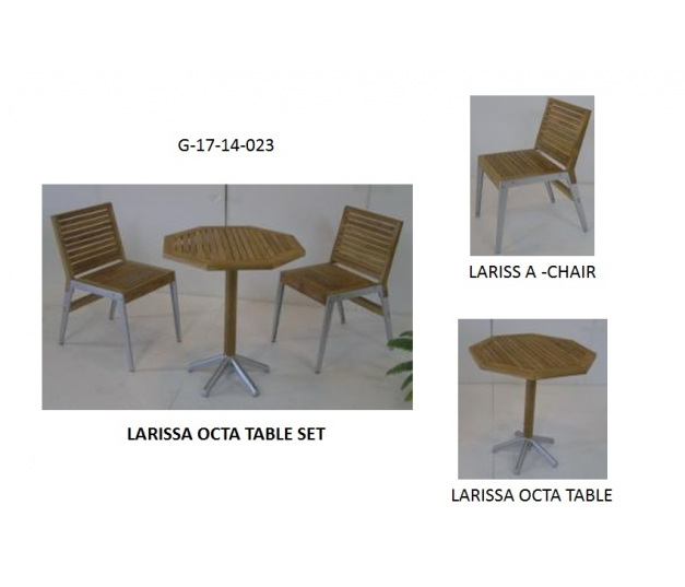 LARISSA OCTA TABLE SET