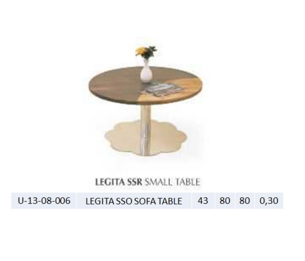 LEGITA SSO SOFA TABLE