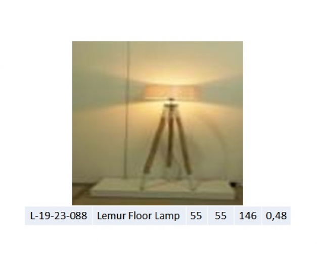 Lemur Floor Lamp
