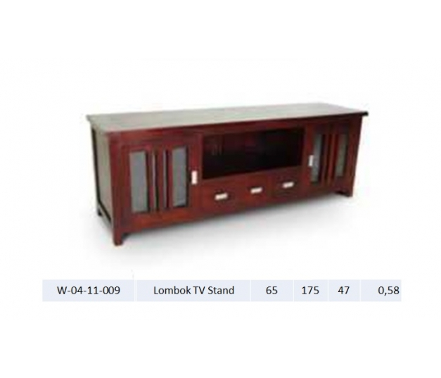 Lombok TV Stand