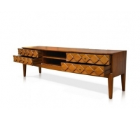 Low Console Kansas 4 drawers with midle shelf
