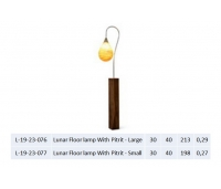 Lunar Floor lamp With Pitrit - Small