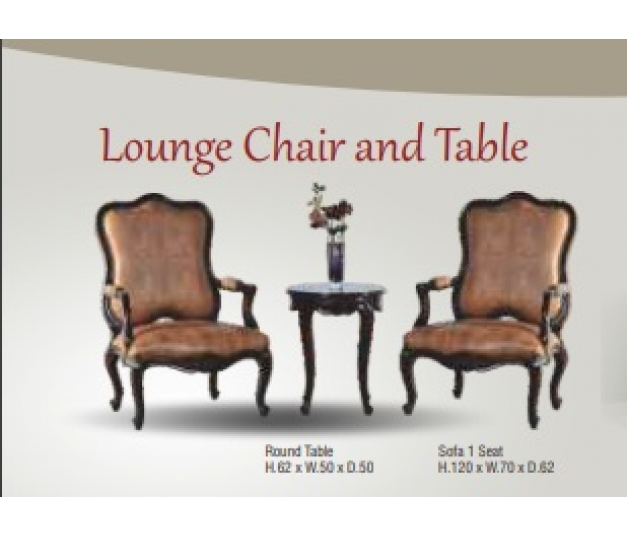 Maharani Lounge Chair