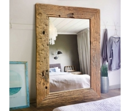 MIRROR RUSTIC RECTANGULAR