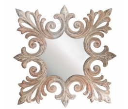 MIRROR WITH CARVING FRAME HERAKLION