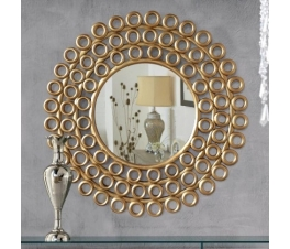 MIRROR WITH CARVING FRAME MOLE