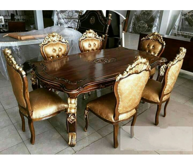 Jambu luxury dining room set