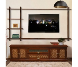 WALL RACK TV FRAME PANAMA