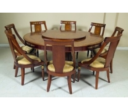 Italian Round Table Set