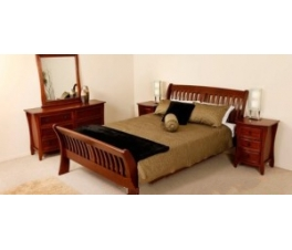 Trellis Minimalist Bedroom Set