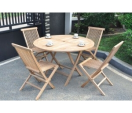 Lipat Dining Table Chair Set