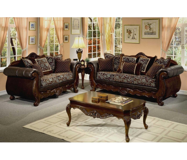Classic Luxury Living room set