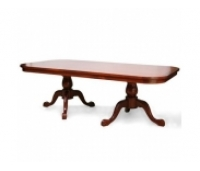 BALTIMORE DOUBLE PEDESTAL TABLE