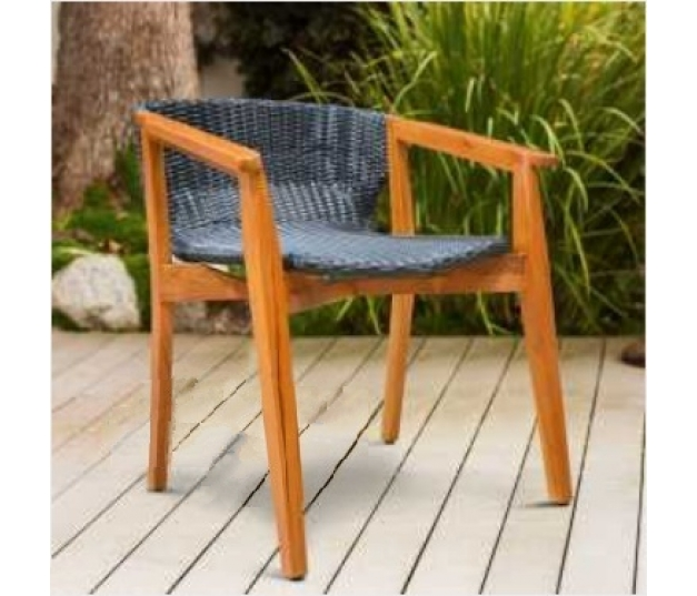 CHAIR RESTAURANT SYNTHETIC RATTAN