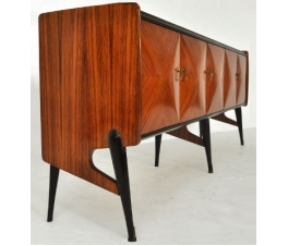 Essential Home Mid-century Sideboard