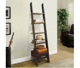 WALL BOOK SHELVE MODEL STAIRS