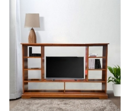 BOOKCASE IBERIA NATURAL