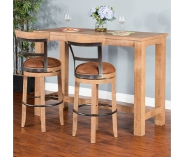 Classic Bar Stool Set