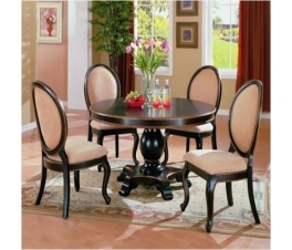 Luxury Oval Dining Room Set