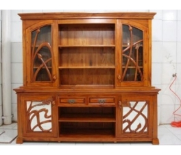 Minimalist Decorative Cabinet Filo