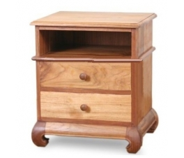 MITCHELL OPIUM 2 DRAWERS BED SIDE