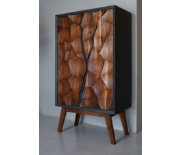 Contemporary Organic Drinks-Cabinet