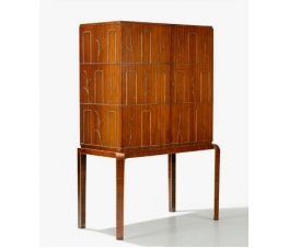 Mid-century Small Cabinet